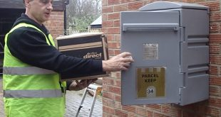 parcel keep